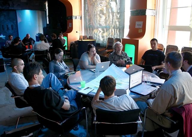 Wikimedia Conference Berlin 2009 - MediaWiki Developer Meeting
